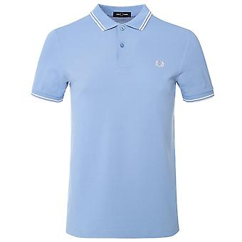Fred Perry Twin Tipped Polo Shirt M3600 L15