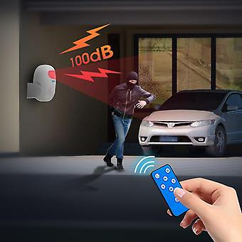 M120 Smart 100db Pir Infrarot Anti-Diebstahl Einbrecher Willkommen Multifunktions Mensch