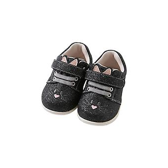 Baby Cartoon Cat Shoes New Born Baby Cute Shoes