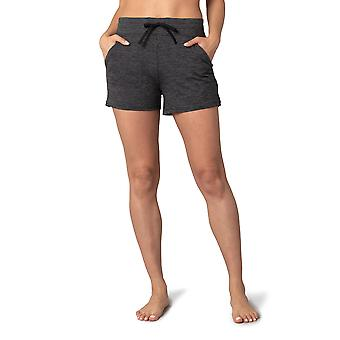 Womens Soft and Comfy Lounge Shorts with Pockets and Drawstring