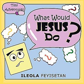 What Would Jesus Do? by Ileola Feyisetan - 9781543490336 Book