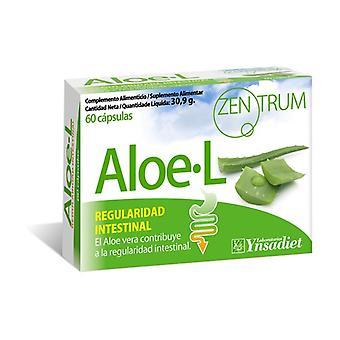 Aloe L - Zentrum 60 capsules