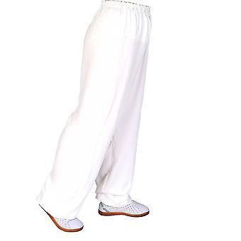Arts martiaux chinois et pantalon-uniforme tai chi, vêtements Wushu et pantalon kung fu