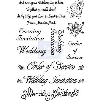 Sweet Dixie Clear Stamps - Wedding Selection 1