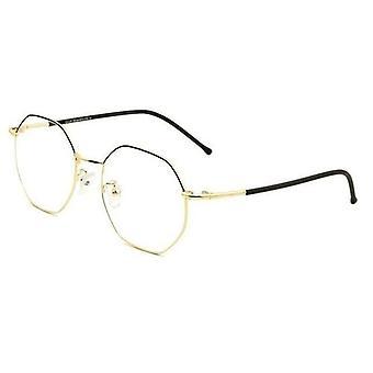 Anti sininen valo naiset miehet tietokone lasit estää Uv silmä rasitus