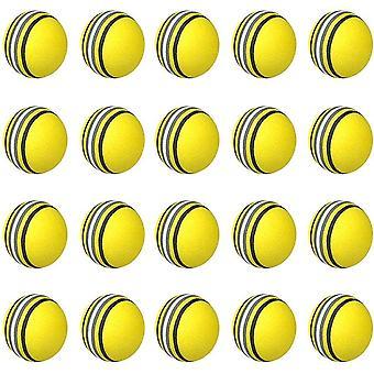 FengChun ben Sie Golfblle, 20pcs, Schaum, Regenbogen-Farbe, fr Innen- / im Freien Golf-Praxis