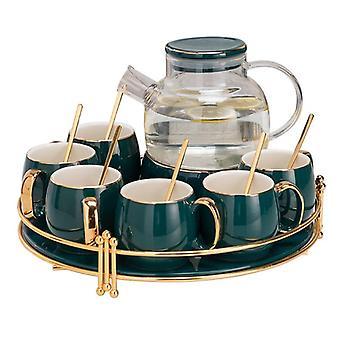 مطبخ خمر تركي عربي مجموعة عبوات القهوة الشاي السكر تعيين القهوة الكلاسيكية ومجموعة الشاي