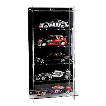 Flercase 5 bil display fodral