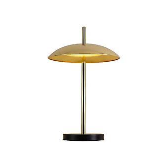 32CM Personalized Desk Lamp 220V LED Gold