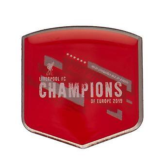 Liverpool FC Champions av Europa-merket