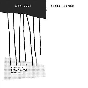 Wrangler – Drei Memes Vinyl