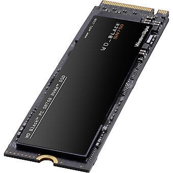 WD Black 500GB SN750 M.2 NVME PCI-E Gen3 Solid State Drive (WDS500G3X0C)