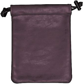 Ultra Pro Suede Collection Treasure Nest- Amethyst