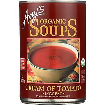 Amys Soup Crm Of Tmo Org Gf, Case of 12 X 14.5 Oz
