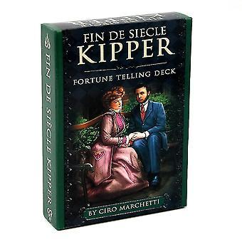 Rider Tarot Cards Kipper Versão inglesa para iniciantes jogo de cartas (Kipper)