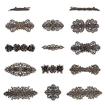 Vintage Hair Pins 14pcs