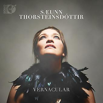 Vernacular [CD] USA import
