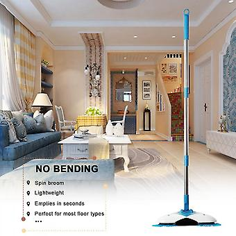 Convenient Detachable No Battery&electric Lightweight Floor Types Spin Broom