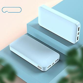 Power bank's new 20000mah charger logo customized fast charging mobile power supply(The Cherry