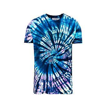 Hype Mens Tie Dye Camiseta