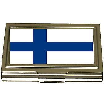 Korthållare - Finland flagga