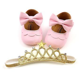 أحذية حديثي الولادة، أحذية الأميرة السائرون الأوائل
