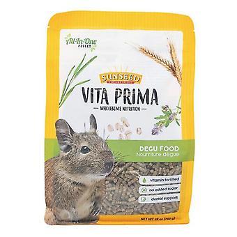 Sunseed Vita Prima All in One Pellet Degu Food - 28 oz