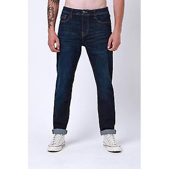 Dml jeans colt relaxed taper - dark wash