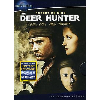 Deer Hunter [DVD] USA import
