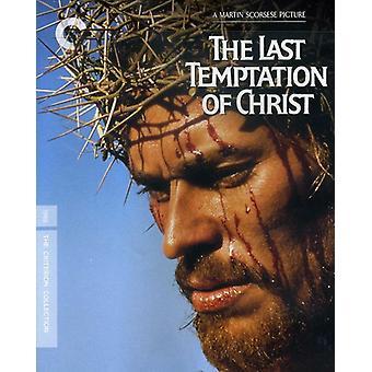 Letzte Versuchung Christi [BLU-RAY] USA import