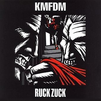 Kmfdm - Ruck Zuck [CD] USA import