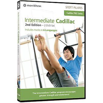 Stott Pilates: Intermediate Cadillac 2nd Edition [DVD] USA import