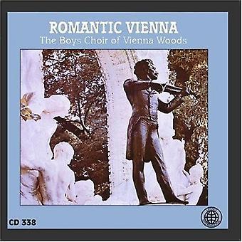 Niños cantores de Vienna Woods - importación de USA de la romántica Viena [CD]