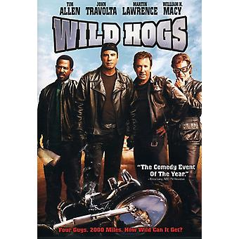 Wild Hogs [DVD] USA import