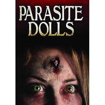 Bonecas de parasita [DVD] EUA importar