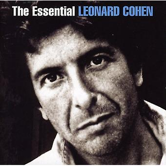 Leonard Cohen - importação EUA essencial Leonard Cohen [CD]