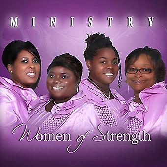 Women of Strength - Ministry [CD] USA import