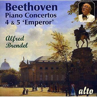 L.W Beethoven - Beethoven: Piano Concertos 4 & 5 Kaiser [CD] USA import