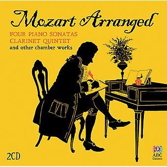 Australien-Ensemble - Mozart angeordnet [CD] USA import