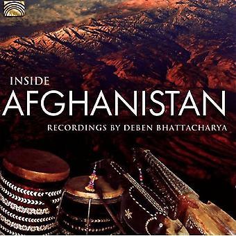 Deben Bhattacharya - Inside Afghanistan [CD] USA import