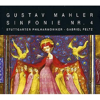 G. Mahler - Gustav Mahler: Sinfonie Nr. 4 [CD] USA import