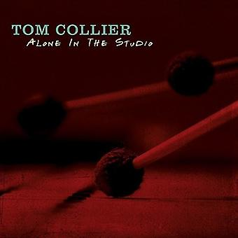 Tom Collier - Alone in the Studio [CD] USA import