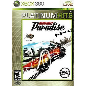 Burnout Paradise Class Xbox 360 Game