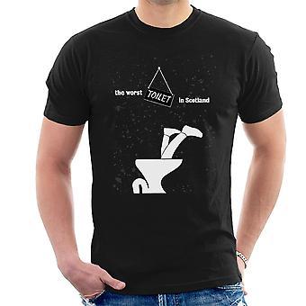 Trainspotting T2 den værste Toilet i Skotland hvide mænd T-Shirt