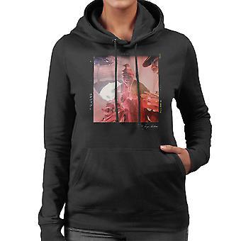 Biz Markie Goin Off Album Cover Women's Hooded Sweatshirt