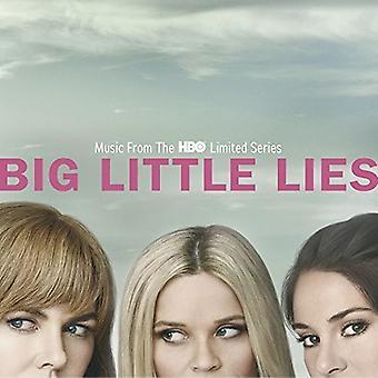 Różnych artysty - Big Little Lies (muzyka z serialu stacji HBO) [Vinyl] USA import