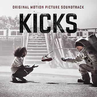 Kicks - Original Motion Picture Soundtrack - Kicks - Original Motion Picture Soundtrack [CD] USA import