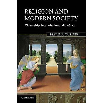 Religie en moderne samenleving door Bryan S Turner