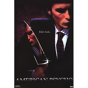 American Psycho Poster Poster Print