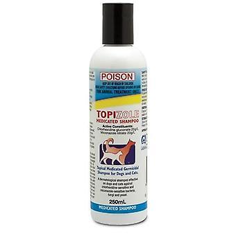Topizole medicinale Shampoo 250ml